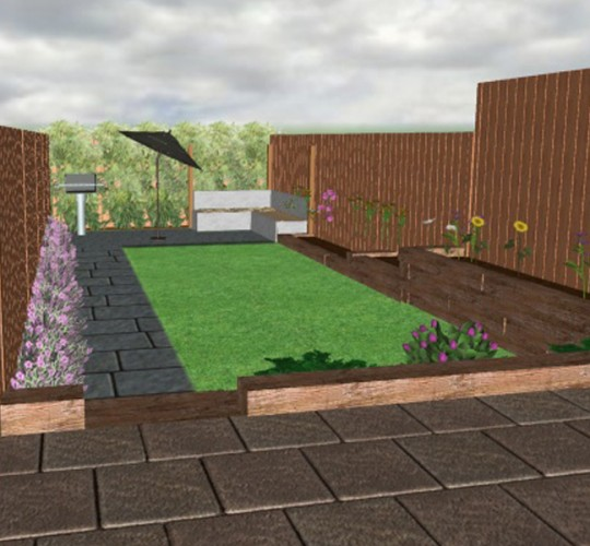 Landscaping Design Ealing And Garden